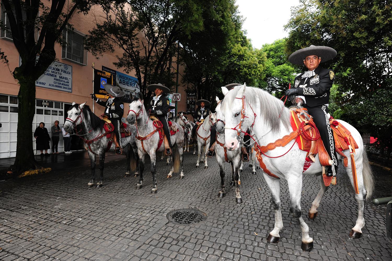 CONMEMORAN EL 170 ANIVERSARIO DE LA BATALLA DE CHURUBUSCO