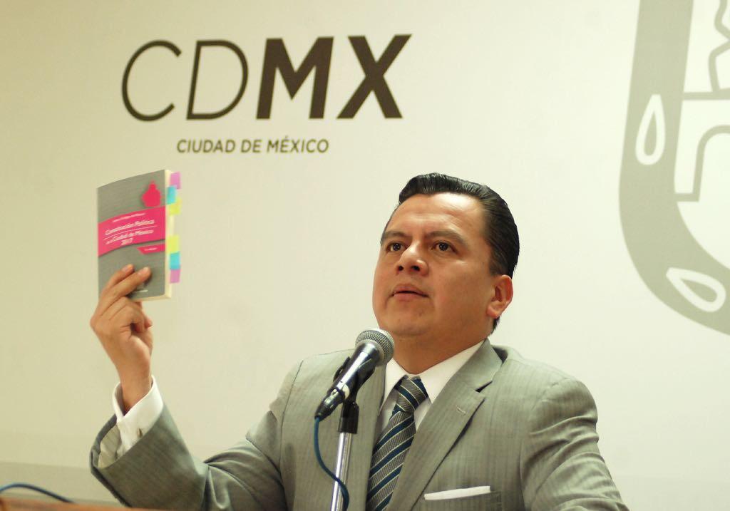 CELEBRAN TRIUNFO DE LA CONSTITUCIÓN DE LA CDMX
