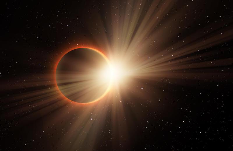 Eclipse de sol 21 de agosto