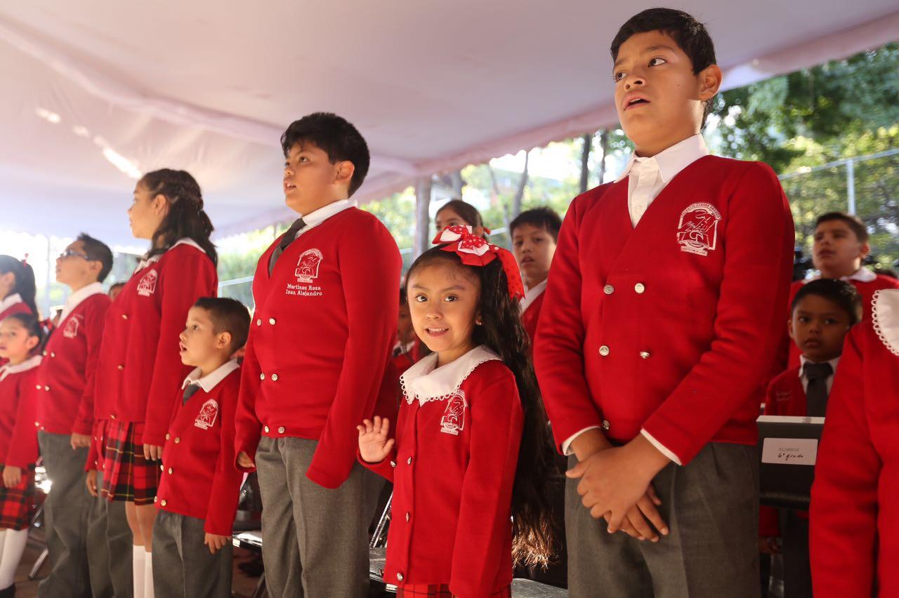 Gobierno CDMX invertirá 300 millones de pesos para infraestructura en escuelas de la CDMX