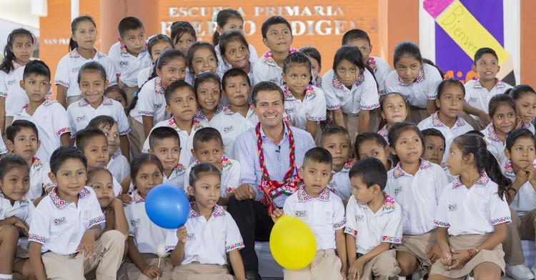 Inicio del Ciclo Escolar 2017-2018