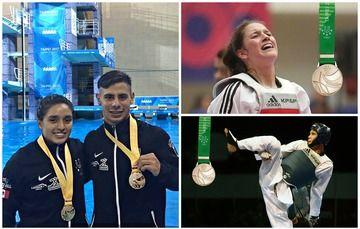 Gana México en la Universiada medalla de oro en clavados