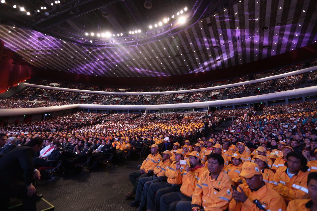 Trabajadores y trabajadoras del Gobierno de CDMX tendrán mejoras salariales