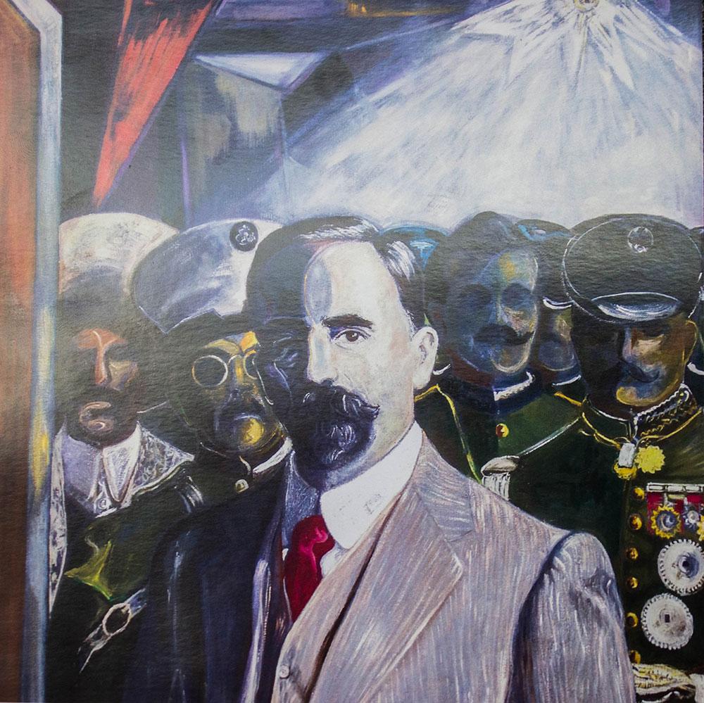 INAUGURAN LA EXPOSICIÓN LAZOS QUE UNEN EN EL MUSEO CASA DE CARRANZA