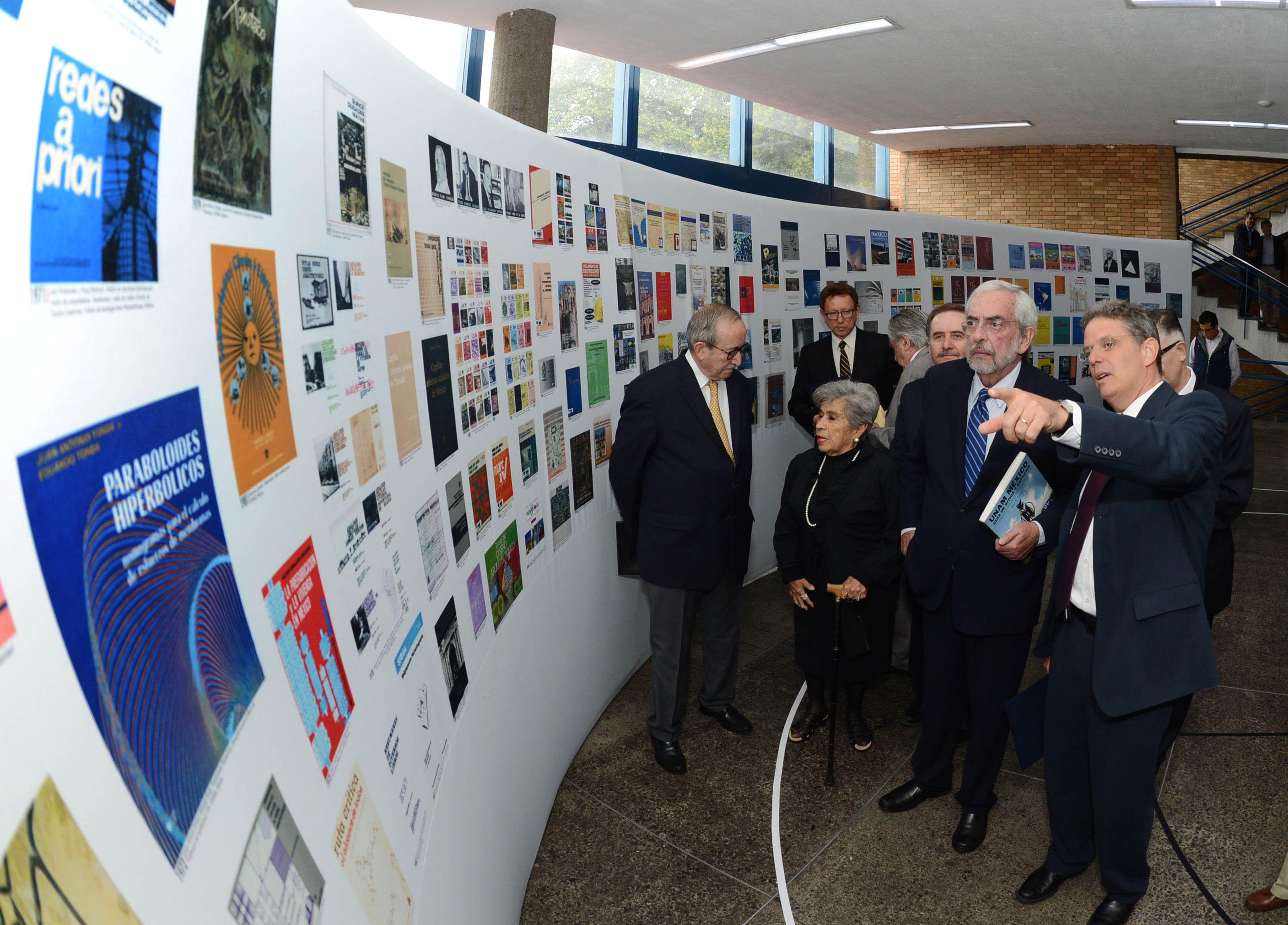 CELEBRA LA UNAM 50 AÑOS DEL CENTRO DE INVESTIGACIONES EN ARQUITECTURA, URBANISMO Y PAISAJE