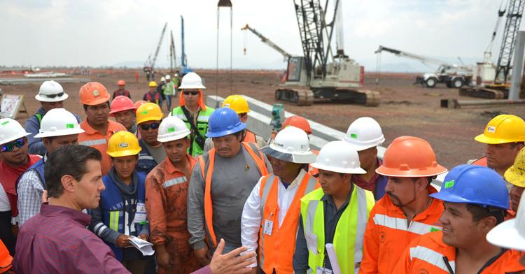 Mejor infraestructura para México