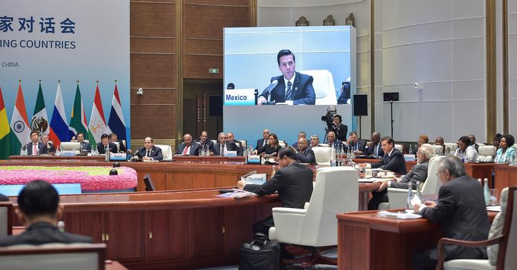 Diálogo de Economías Emergentes y Países en Desarrollo