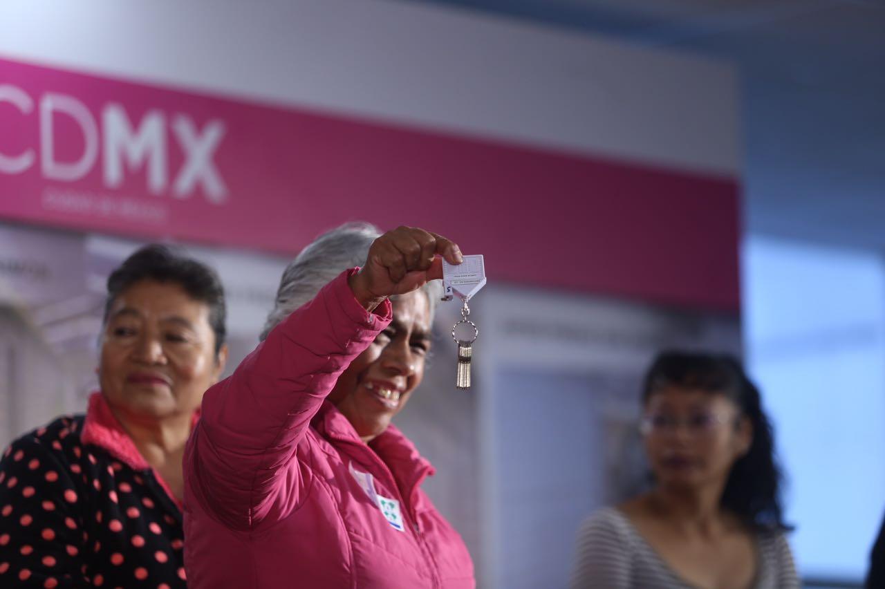 GCDMX beneficia a más de 600 personas con vivienda digna