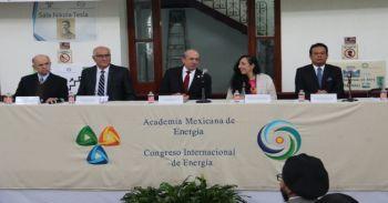 Comienzan trabajos en el IPN del 2 Congreso Internacional de Energía