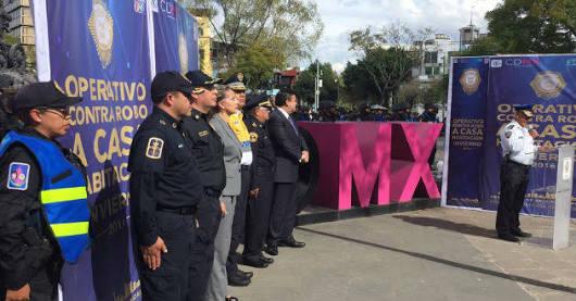 INVESTIGAN AGRESIÓN A POLICÍAS DE LA CDMX