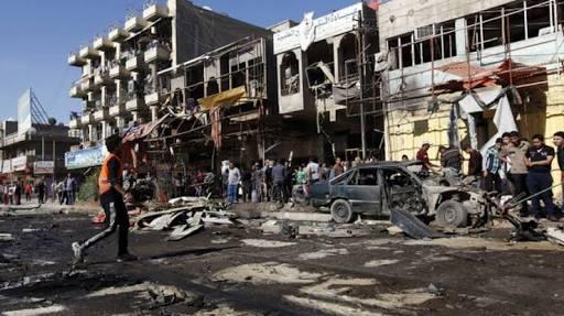 MÁS DE 50 MUERTOS EN ATENTADO EN IRAK