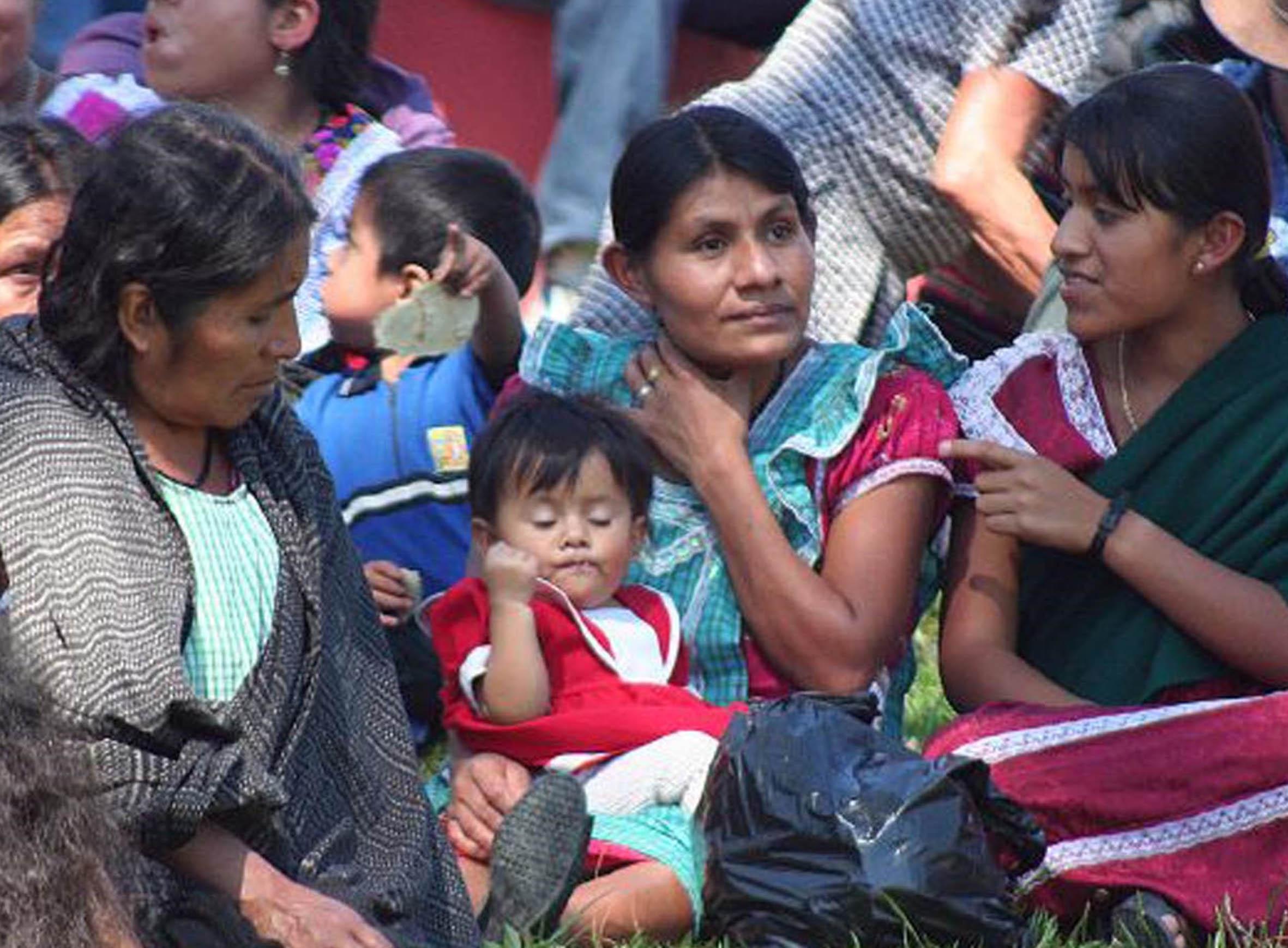 El 32% DE LOS HOGARES RECEPTORES DE REMESAS EN MÉXICO SON INDÍGENAS