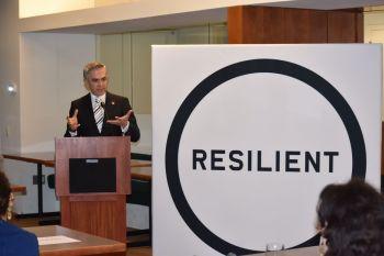 Anuncia JDG creación de Agencia de Resiliencia de CDMX; la primera en América Latina