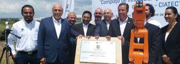 Realiza titular del Conacyt gira de trabajo en el Estado de Guanajuato
