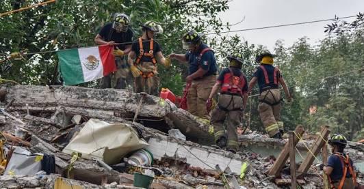 AMÉRICA SIN MUROS OFRECE APOYO A MIGRANTES Y DAMNIFICADOS DEL TERREMOTO EN MÉXICO