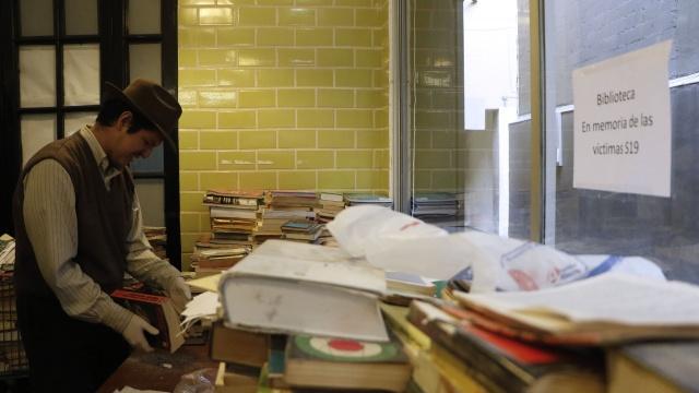 Llama la Secretaría de Cultura a donar libros para crear biblioteca en memoria de las víctimas del sismo