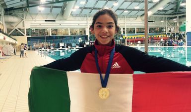 Lluvia de medallas a clavadistas mexicanos en Canadá