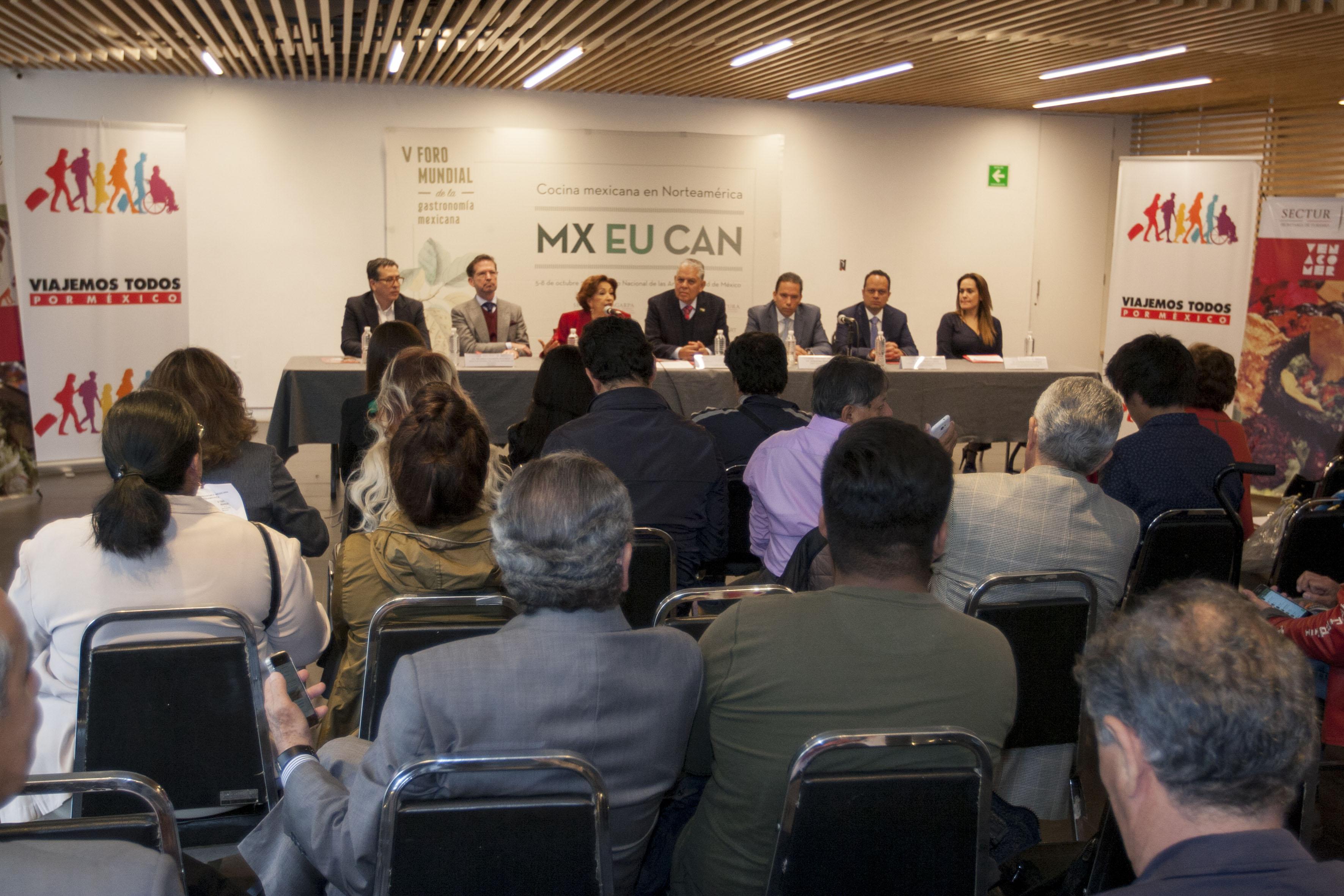 Gastronomía, Factor Para Nutrir La Actividad Turística De México