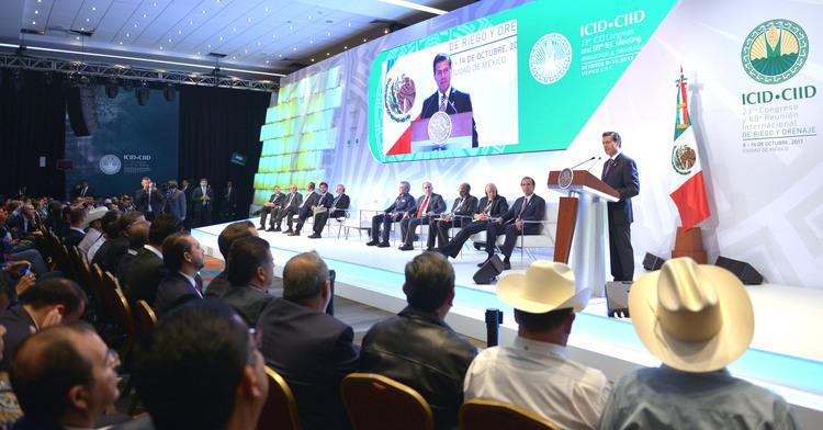 23 Congreso Internacional de Riego y Drenaje