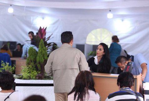 REGRESAN CHEQUES FALSOS DAMNIFICADOS DEL 19-S EN LA CDMX