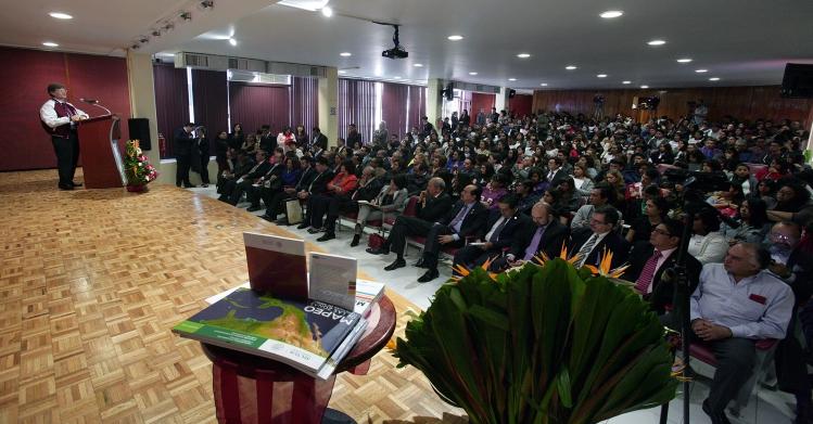 Dicta secretario de turismo conferencia ante politécnicos