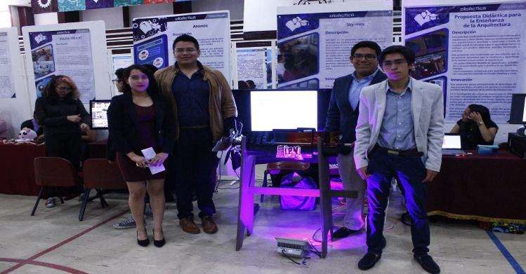 Prototipo didáctico del IPN facilitan aprendizaje de motor aéreo
