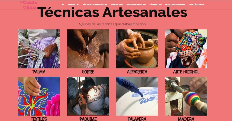 Emprendedora politécnica conecta a artesanos mexicanos con el mundo