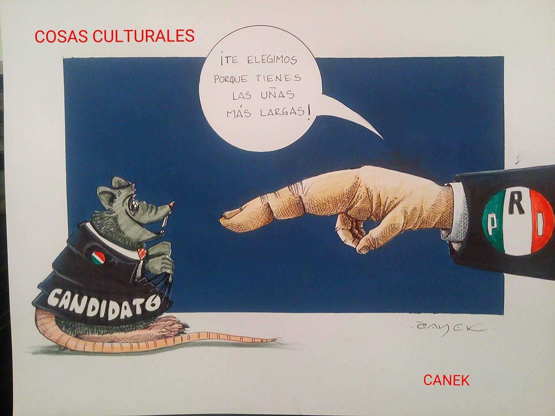 El Cartón por Canek Leyva