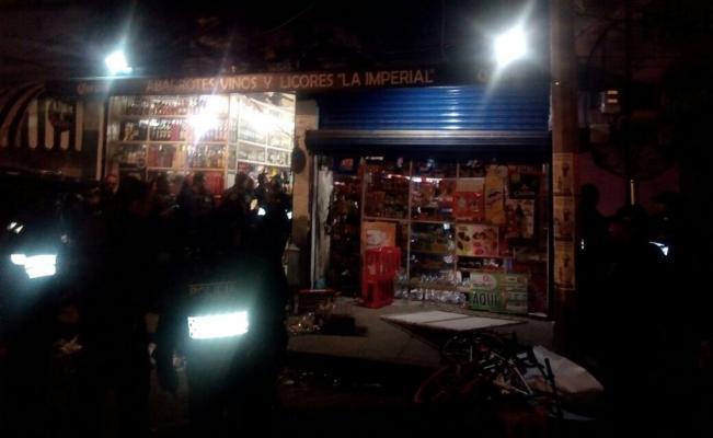 Detienen a un hombre y un menor que participaron en balacera registrada en Santa María la Ribera