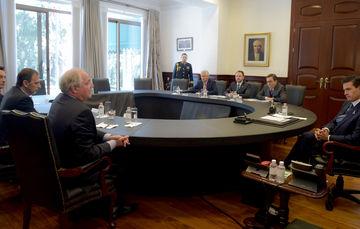 Reunión con el Director Ejecutivo de Unilever, Paul Polman