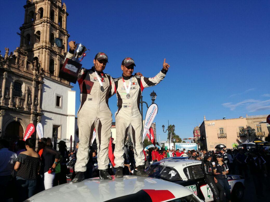 Telmex brindó conectividad en la XXX edición de la Carrera Panamericana