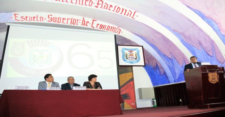 IPN inaugura coloquio de economía como eje transdisciplinario