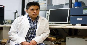 Estudiante politécnico trabaja en crear un páncreas bioartificial