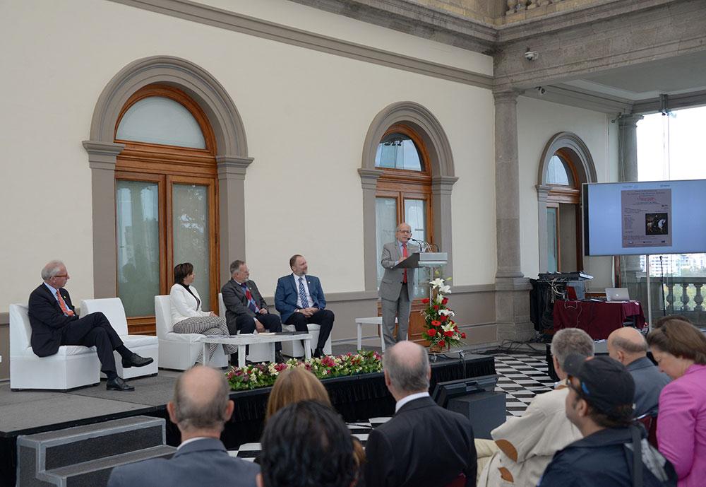 CONGRESO SOBRE EL SEGUNDO IMPERIO ABRE UN AÑO DE DIÁLOGO ENTRE MÉXICO Y AUSTRIA