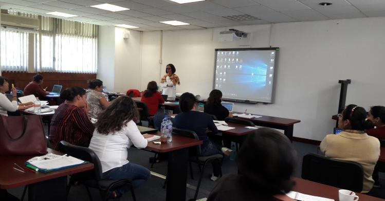 Capacita IPN a maestros de educación básica en Oaxaca
