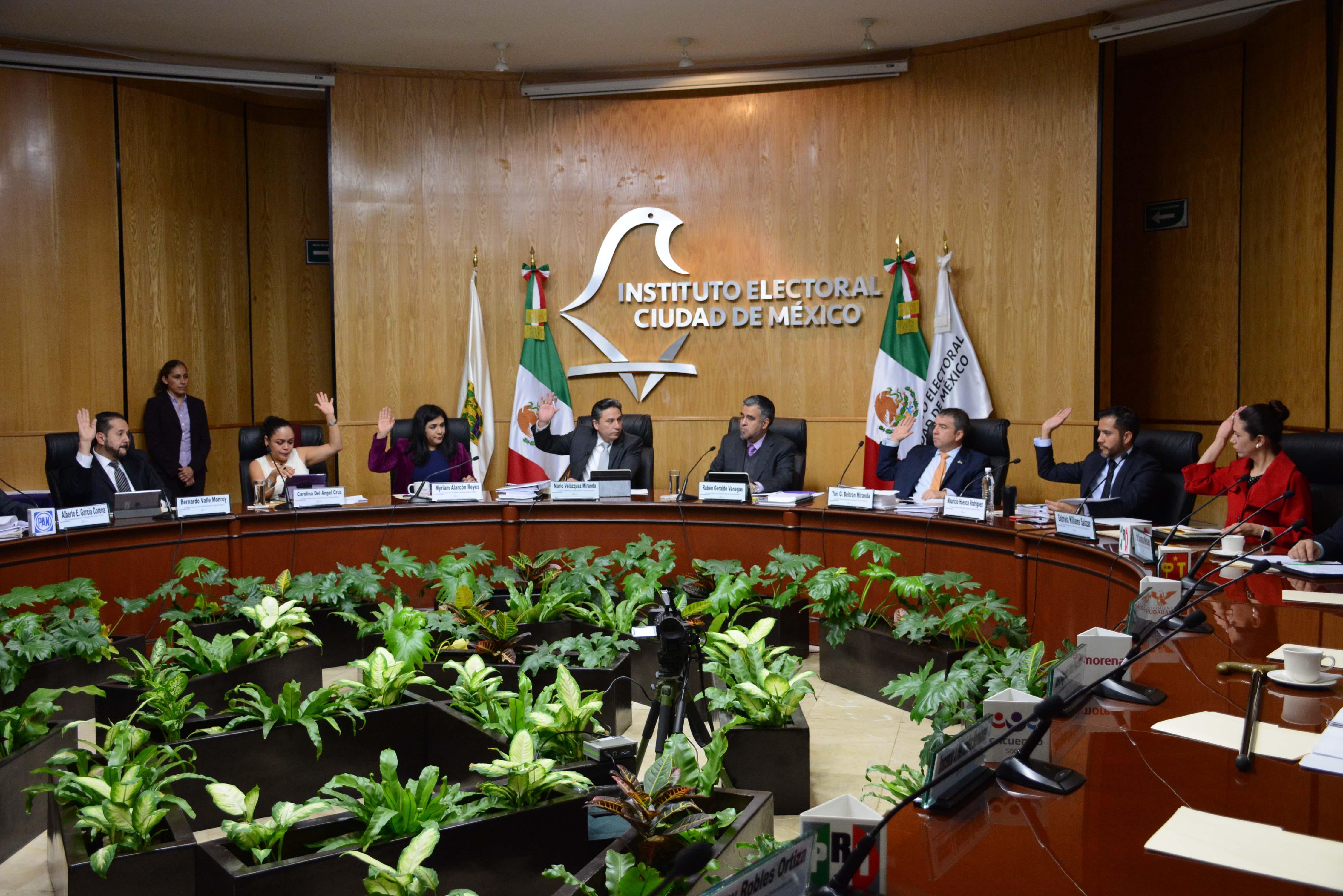 Aprueba IECM proyecto de presupuesto para 2018