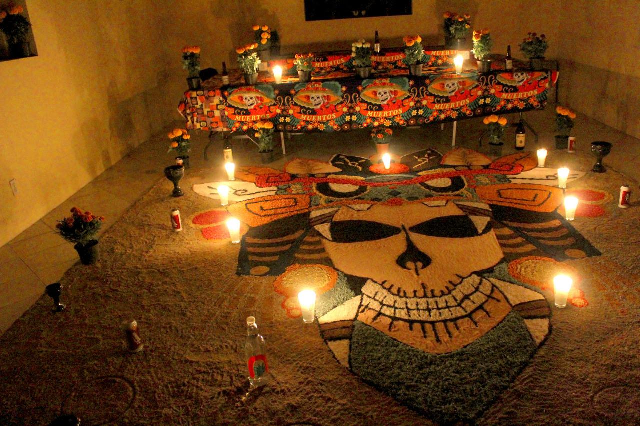 Inician en Tlalpan festividades de Día de Muertos