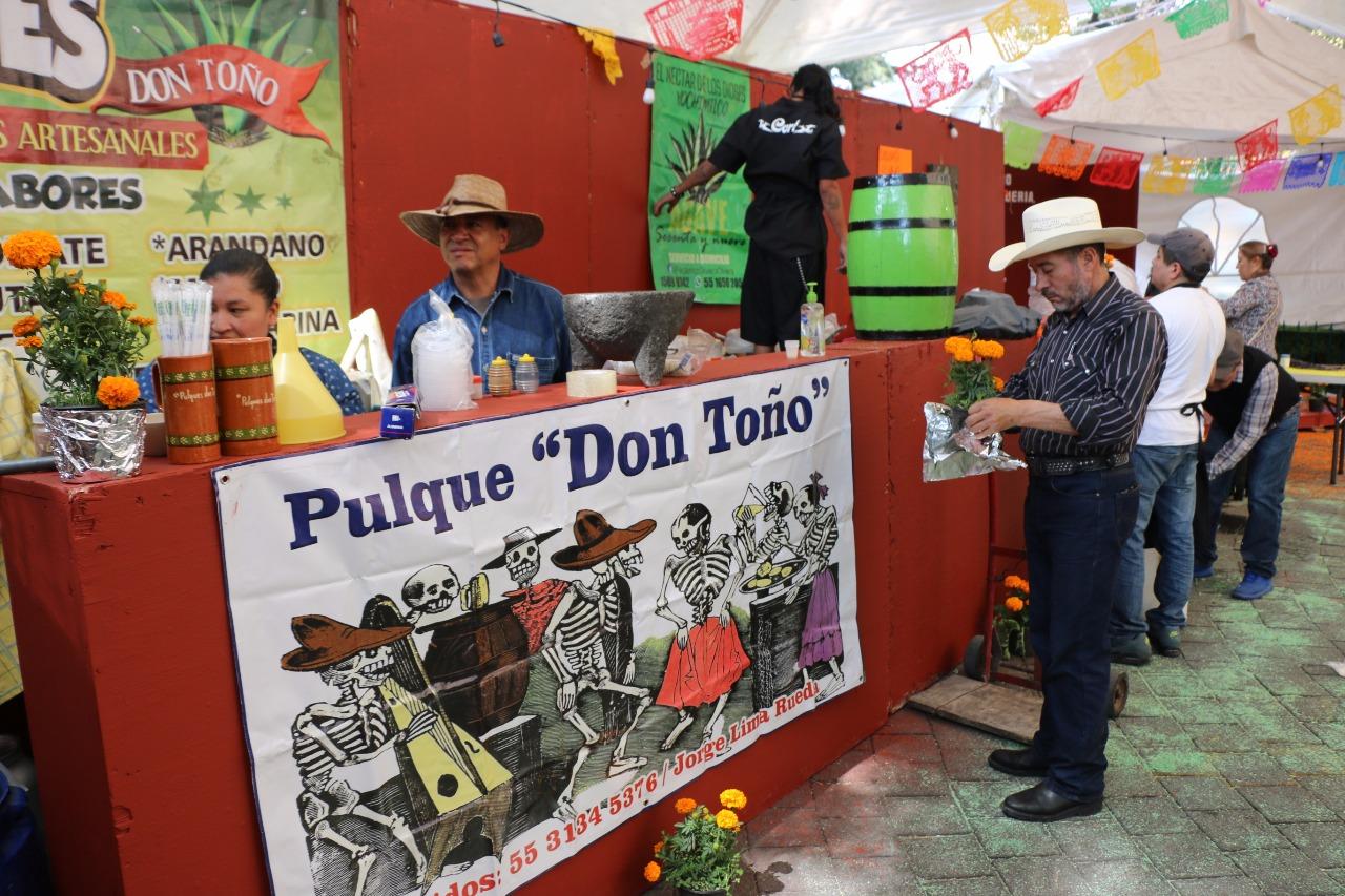 REPORTAN SALDO BLANCO EN XOCHIMILCO  POR CELEBRACIÓN DE MUERTOS
