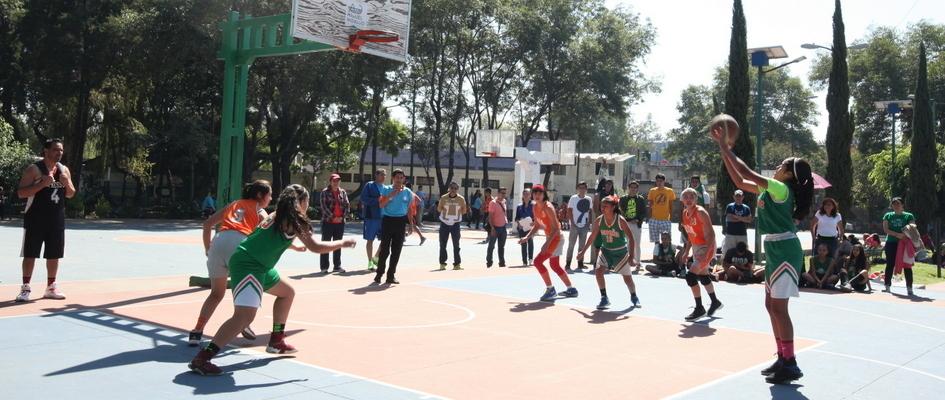 Elige DMH a los mejores basquetbolistas para Juegos de la CDMX