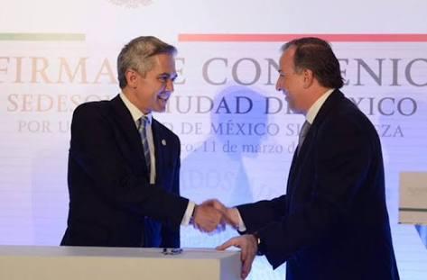 AUTORIZAN 1,699 MDP DEL FONDEN PARA RECONSTRUCCIÓN DE LA CDMX