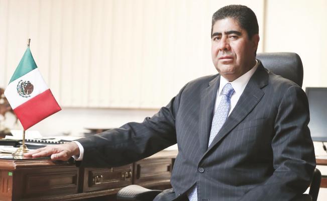 Una mejor procuración de justicia está en marcha: Edmundo Garrido Osorio