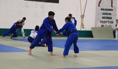 Hay equipo completo de judo para Barranquilla 2018
