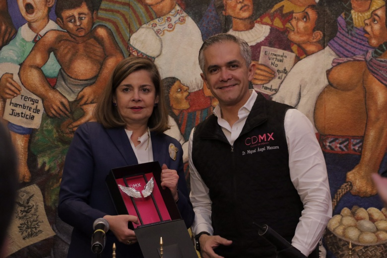 Firman CONAGO Y AmCham/Mexico declaración de intención a favor del comercio entre México y Estados Unidos