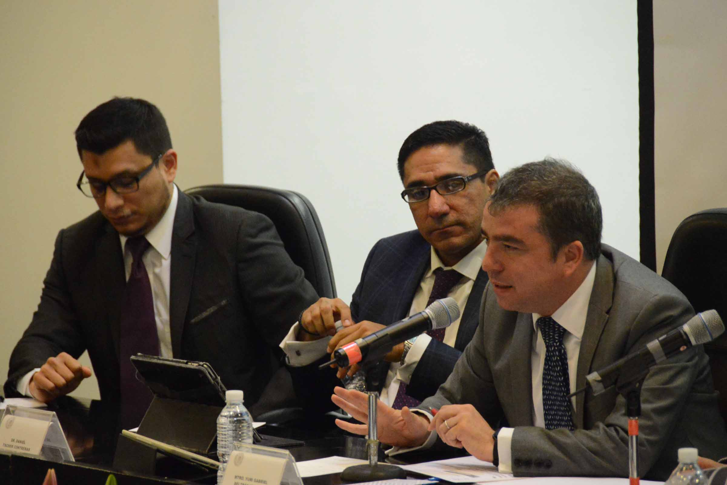 Relación del IECM con las y los capitalinos en el extranjero será permanente, consejero electoral Yuri Beltrán Miranda