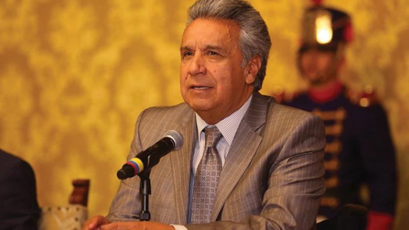 Presidente del Ecuador firma decreto para exoneración del anticipo del Impuesto a la Renta