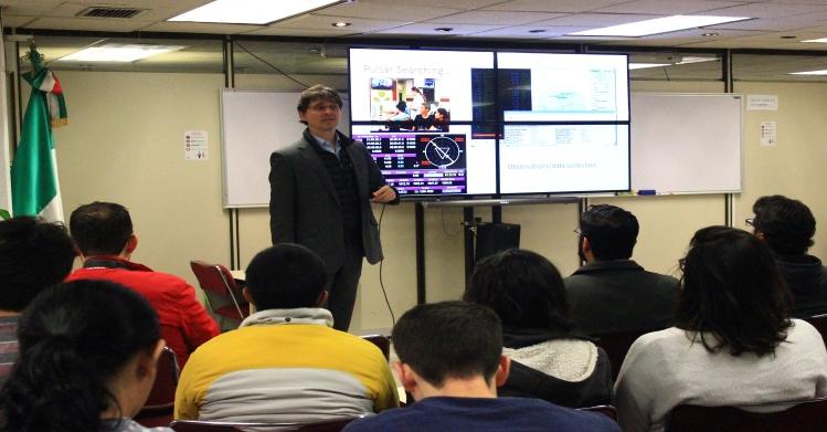 Centro de desarrollo de tecnología espacial interesado en atraer estudiantes del IPN