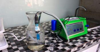 Politécnicos purifican agua por ozono y aseguran su potabilidad