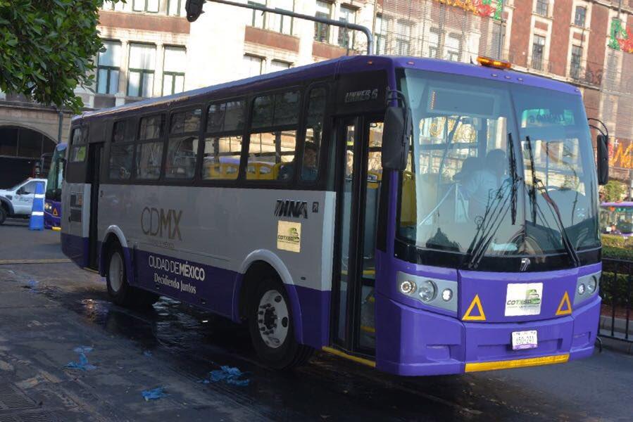 Inicia operación de los nuevos 228 autobuses de combustión a gas natural