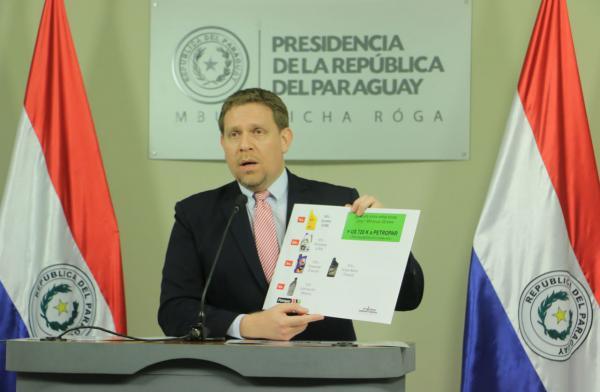 Petropar anuncia licitación para exploración de hidrocarburos en el Chaco