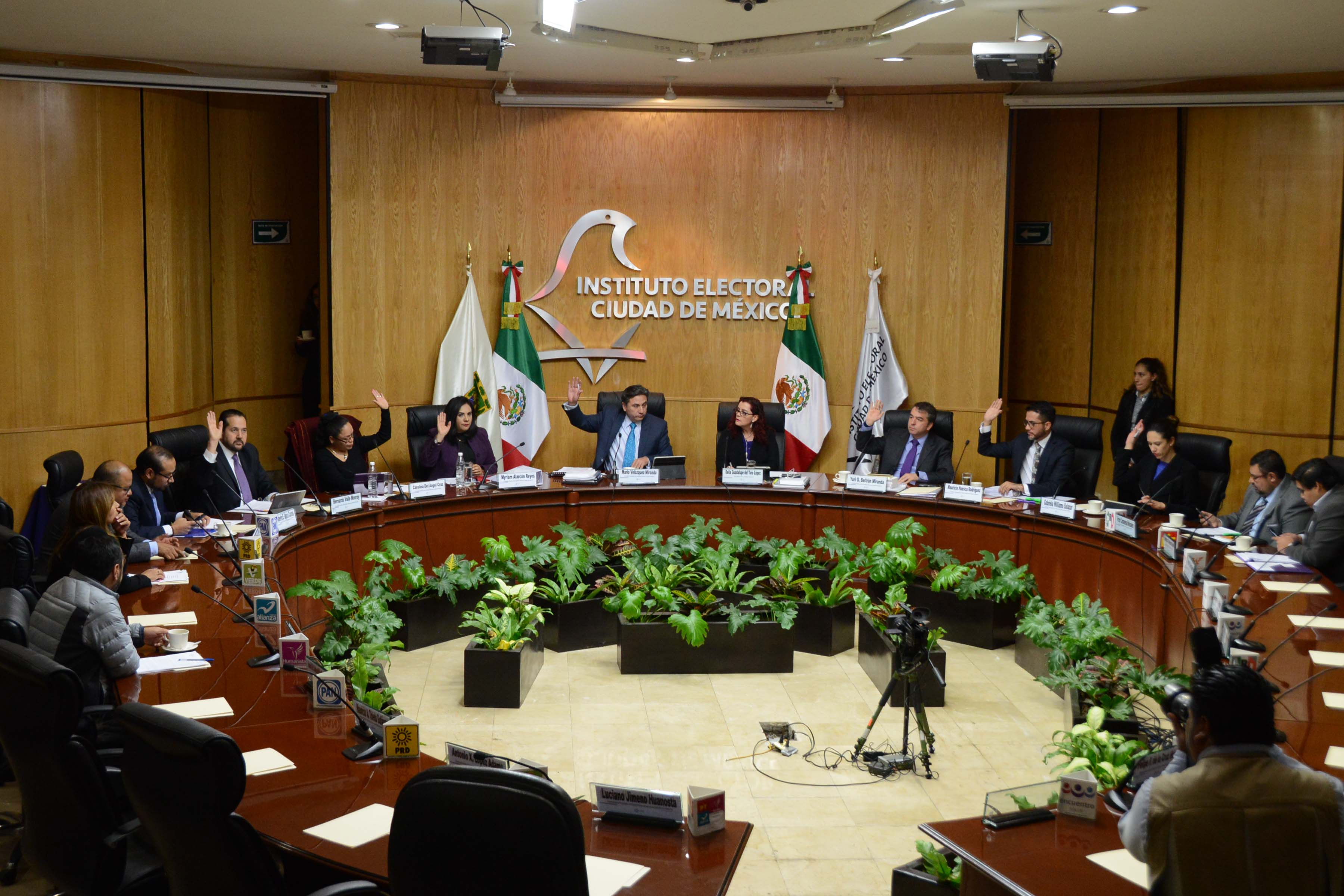 Impone IECM multas a partidos, por irregularidades en gasto ordinario 2015